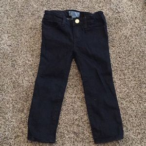 Girls Baby Gap Skinny Fit Jeans 3 years